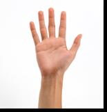 Skydda händerna