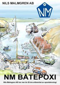 NM Båtbroschyr